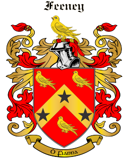 FEENEY family crest