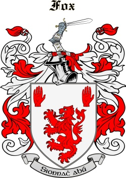 FOX family crest