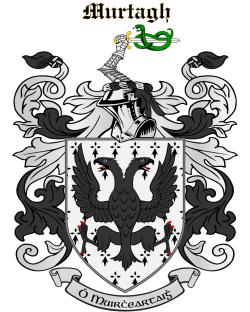 Murtagh family crest